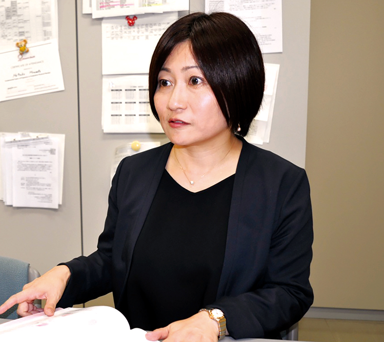 平本奈津子