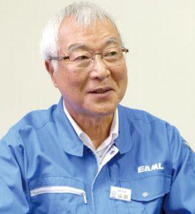イムール山田社長