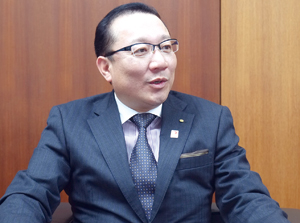 サタケ松本和久経営企画室長